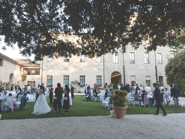 Il matrimonio di Stefano e Marika a Jesi, Ancona 90