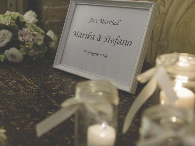 Il matrimonio di Stefano e Marika a Jesi, Ancona 92