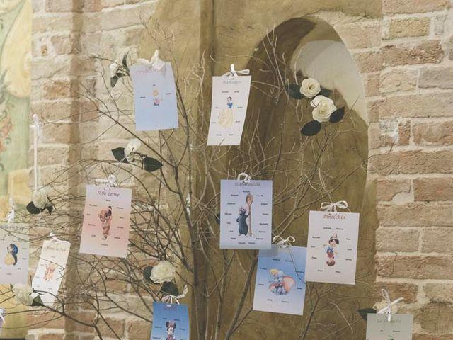 Il matrimonio di Stefano e Marika a Jesi, Ancona 93