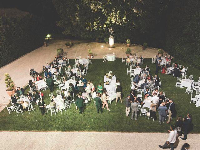 Il matrimonio di Stefano e Marika a Jesi, Ancona 106