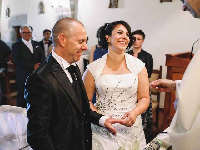 Il matrimonio di Antonio e Manuela a Ozieri, Sassari 20