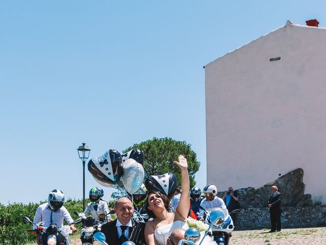 Il matrimonio di Antonio e Manuela a Ozieri, Sassari 24