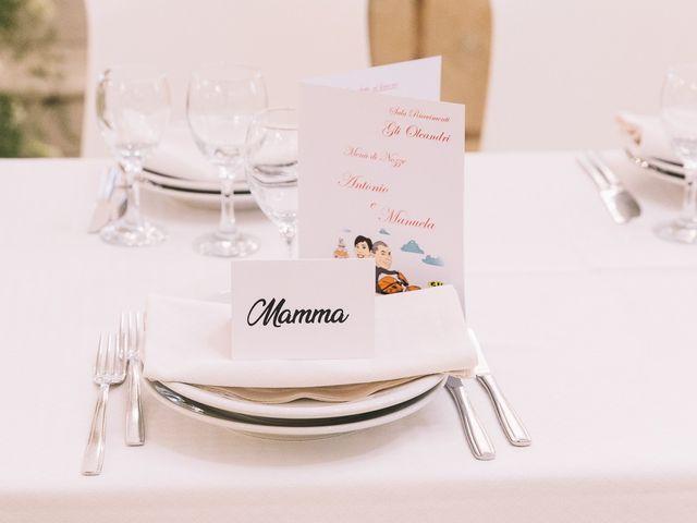 Il matrimonio di Antonio e Manuela a Ozieri, Sassari 26