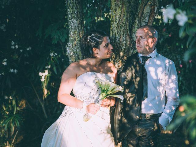 le nozze di Manuela e Antonio