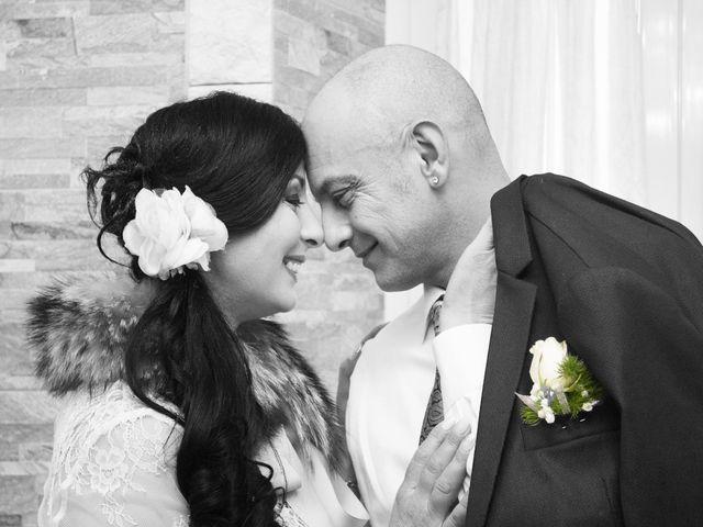 Le nozze di Tiziana e Nunzio