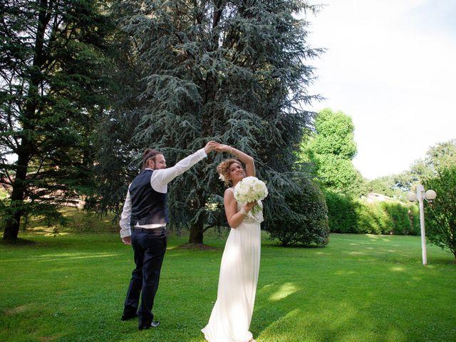 Il matrimonio di Daniele e Elena a Crema, Cremona 7