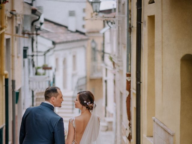Il matrimonio di Giuseppe e Ester a San Giovanni Rotondo, Foggia 30