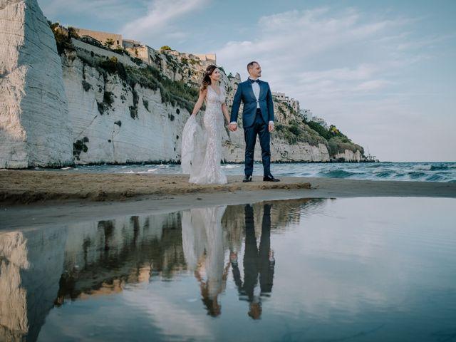 Il matrimonio di Giuseppe e Ester a San Giovanni Rotondo, Foggia 42