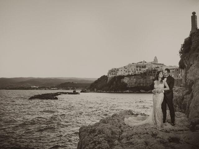 Il matrimonio di Giuseppe e Ester a San Giovanni Rotondo, Foggia 50