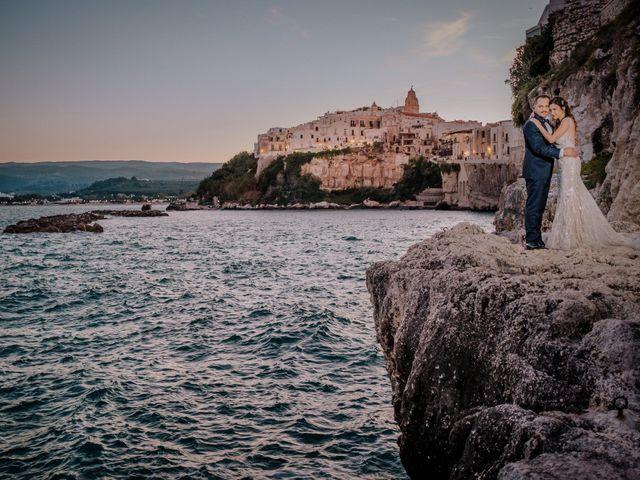 Il matrimonio di Giuseppe e Ester a San Giovanni Rotondo, Foggia 52