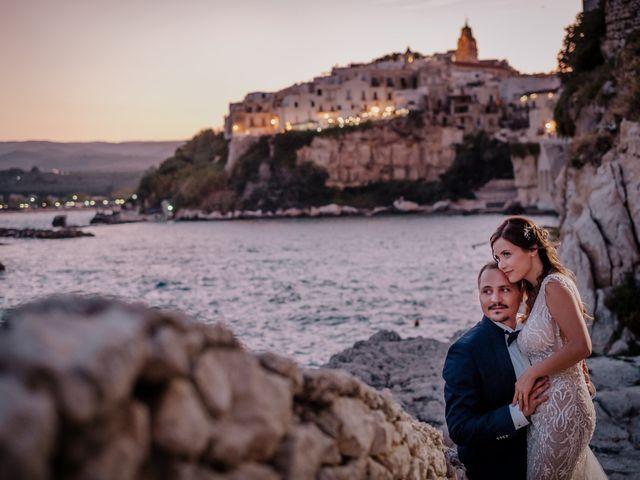 Il matrimonio di Giuseppe e Ester a San Giovanni Rotondo, Foggia 54