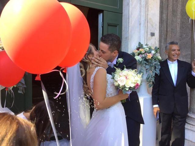 Le nozze di Adriano canestri e Veronica rosmarino