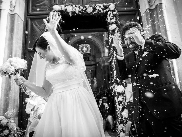 Il matrimonio di Fabio e Michela a Salerno, Salerno 22