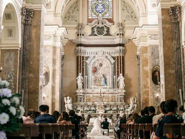 Il matrimonio di Fabio e Michela a Salerno, Salerno 23