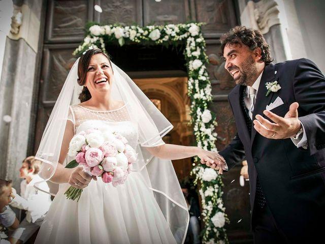 Il matrimonio di Fabio e Michela a Salerno, Salerno 25