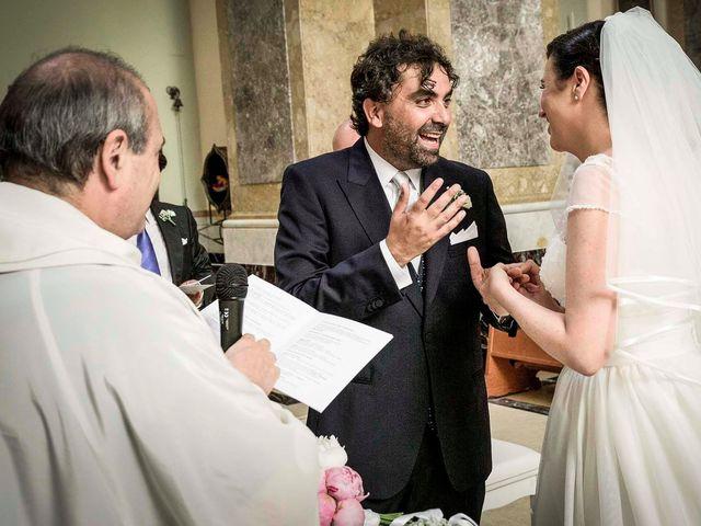 Il matrimonio di Fabio e Michela a Salerno, Salerno 36