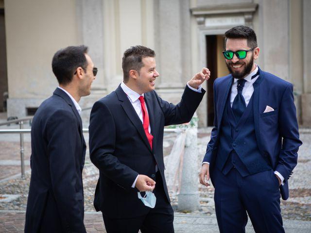 Il matrimonio di Luca e Emanuela a Monza, Monza e Brianza 14