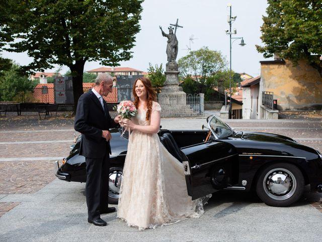 Il matrimonio di Luca e Emanuela a Monza, Monza e Brianza 20