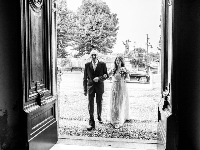 Il matrimonio di Luca e Emanuela a Monza, Monza e Brianza 21