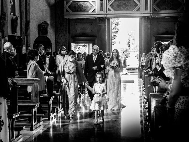 Il matrimonio di Luca e Emanuela a Monza, Monza e Brianza 22