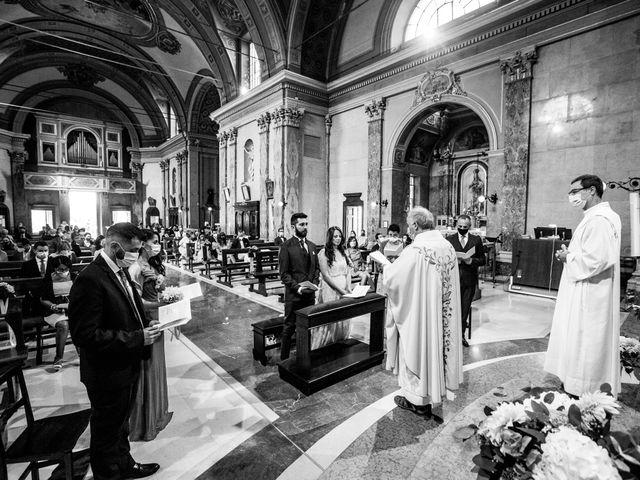 Il matrimonio di Luca e Emanuela a Monza, Monza e Brianza 23