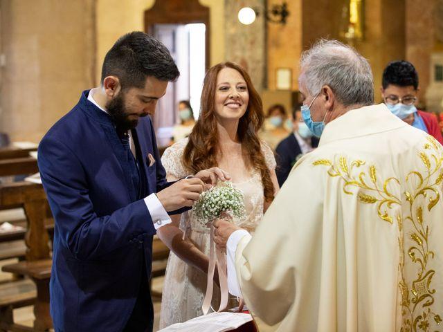 Il matrimonio di Luca e Emanuela a Monza, Monza e Brianza 25