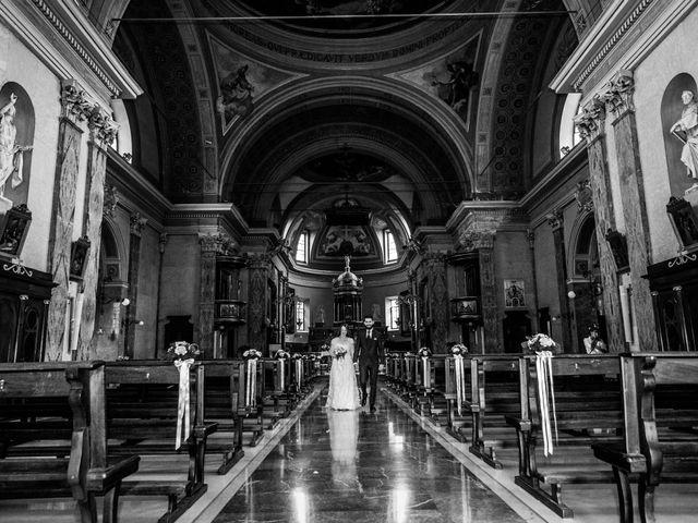 Il matrimonio di Luca e Emanuela a Monza, Monza e Brianza 27