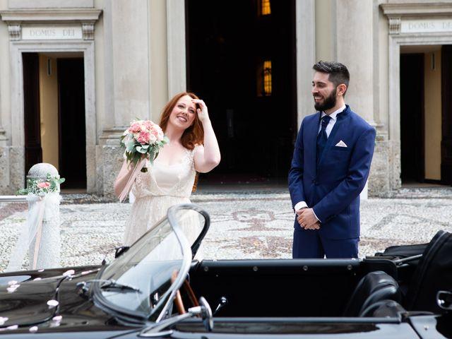 Il matrimonio di Luca e Emanuela a Monza, Monza e Brianza 29