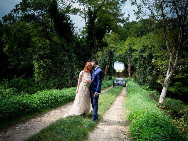 Il matrimonio di Luca e Emanuela a Monza, Monza e Brianza 33