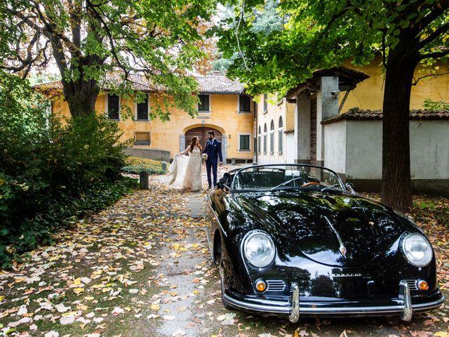 Il matrimonio di Luca e Emanuela a Monza, Monza e Brianza 36
