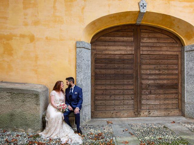 Il matrimonio di Luca e Emanuela a Monza, Monza e Brianza 45
