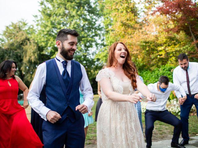 Il matrimonio di Luca e Emanuela a Monza, Monza e Brianza 58