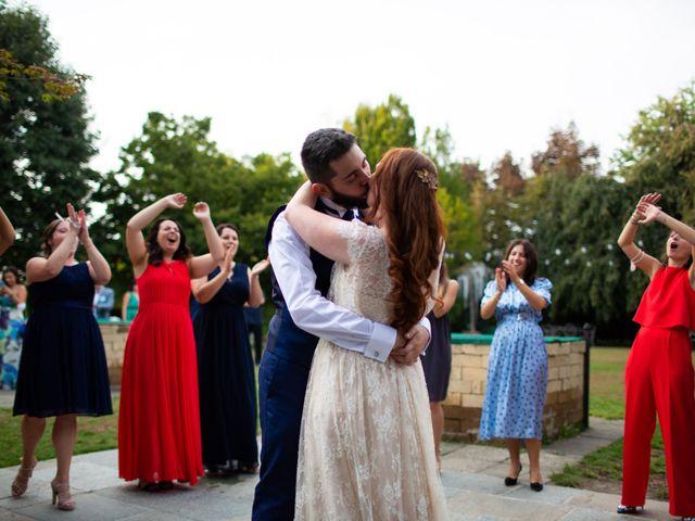 Il matrimonio di Luca e Emanuela a Monza, Monza e Brianza 64