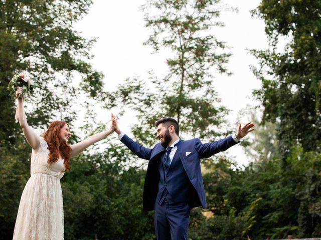 Il matrimonio di Luca e Emanuela a Monza, Monza e Brianza 72