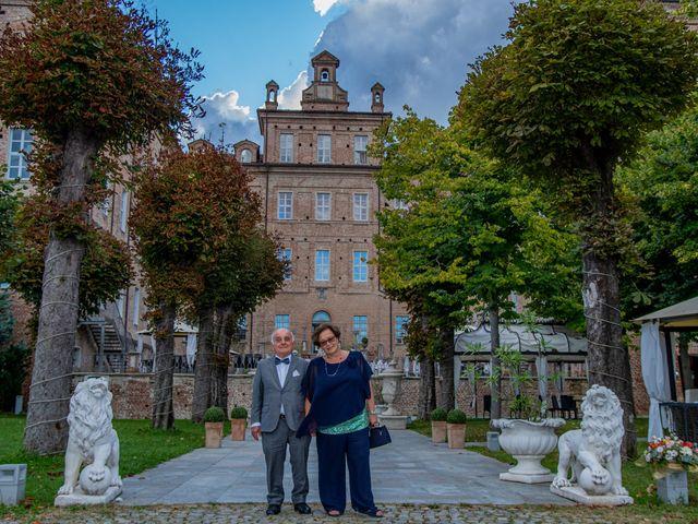 Le nozze di Graziella e Edgardo