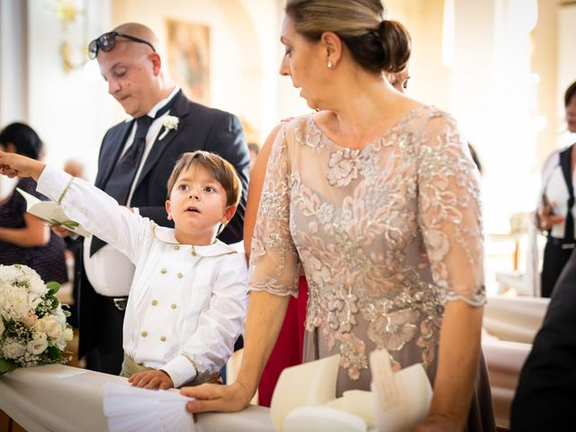 Il matrimonio di Lucia e Giuseppe a Cosenza, Cosenza 34
