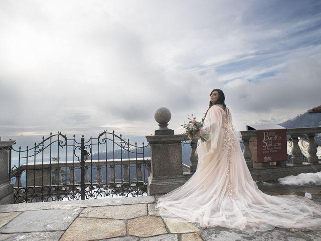 Il matrimonio di Stefano e Martina a Varese, Varese 9