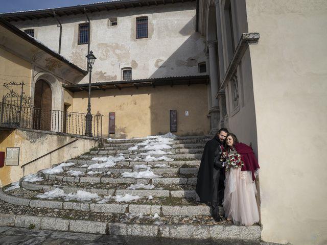 Il matrimonio di Stefano e Martina a Varese, Varese 16