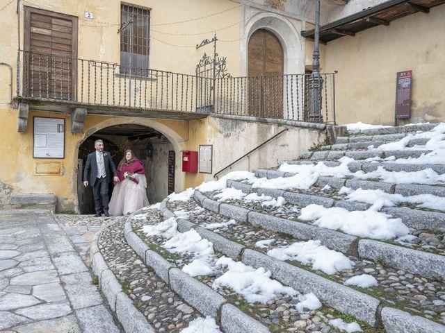 Il matrimonio di Stefano e Martina a Varese, Varese 24