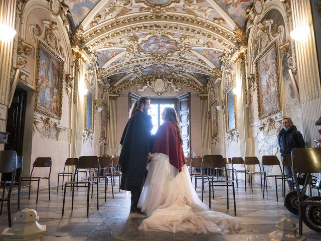 Il matrimonio di Stefano e Martina a Varese, Varese 26