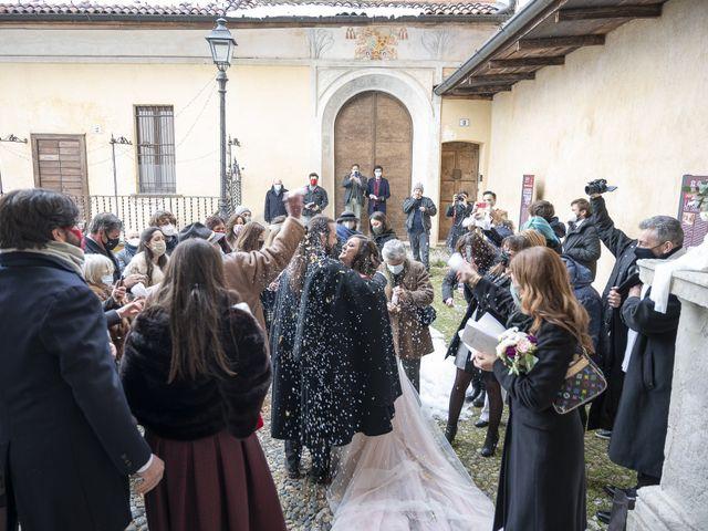 Il matrimonio di Stefano e Martina a Varese, Varese 30