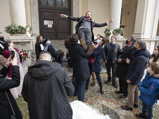 Il matrimonio di Stefano e Martina a Varese, Varese 31