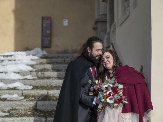 Il matrimonio di Stefano e Martina a Varese, Varese 32