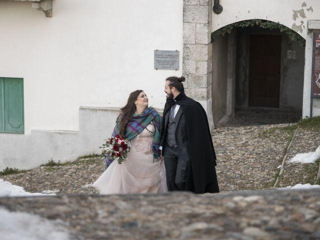 Il matrimonio di Stefano e Martina a Varese, Varese 38