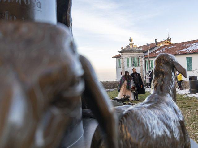 Il matrimonio di Stefano e Martina a Varese, Varese 41