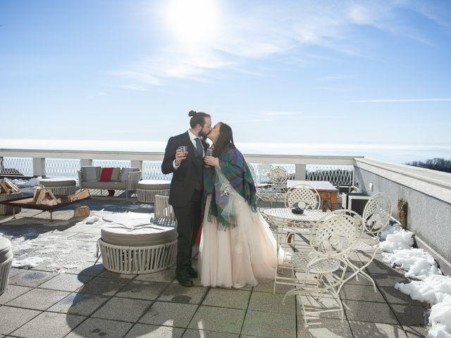 Il matrimonio di Stefano e Martina a Varese, Varese 45