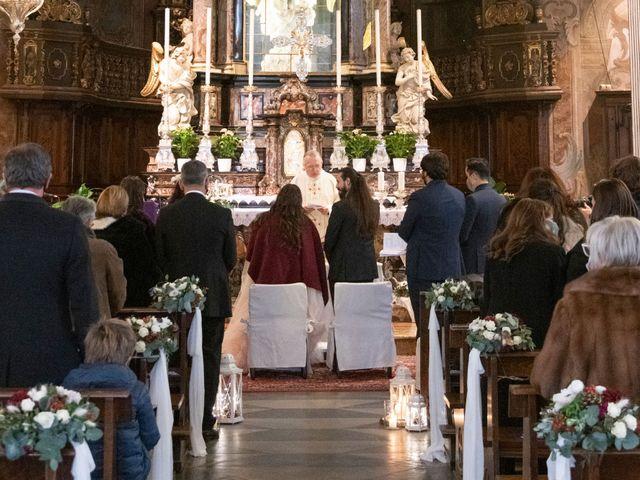 Il matrimonio di Stefano e Martina a Varese, Varese 27