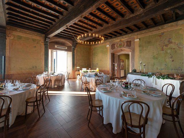 Il matrimonio di Stefano e Martina a Varese, Varese 46