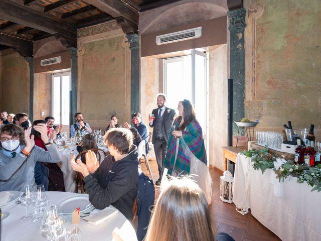 Il matrimonio di Stefano e Martina a Varese, Varese 47