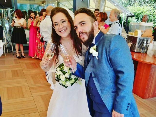 Il matrimonio di Giampiero  e Chiara a Samarate, Varese 1